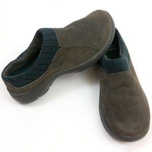 Dansko Emily Suede Wool Walking Shoes